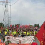INSORGIAMO al fianco delle lavoratrici e dei lavoratori  della GKN